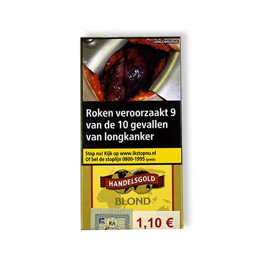 Handelsgold Blond sigaren (25x)