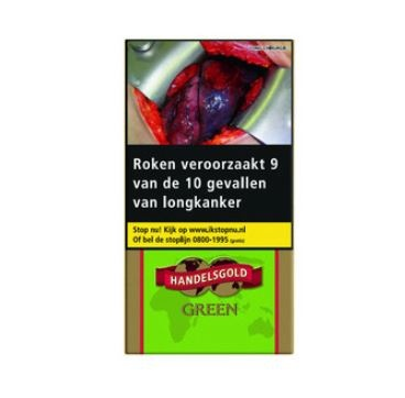 Handelsgold Green sigaren (25x)