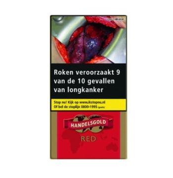 Handelsgold Red sigaren (25x)