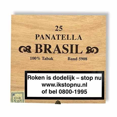 Braziel sigaren Panatellas (25x)