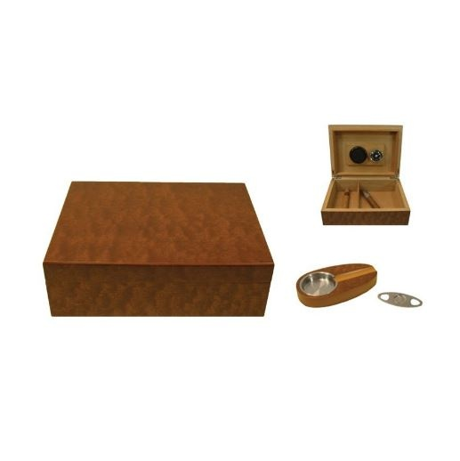 Angelo Wooden Humidor