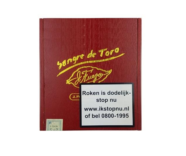 J. Fuego Cigar Robusto