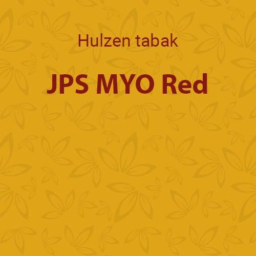JPS MYO Red