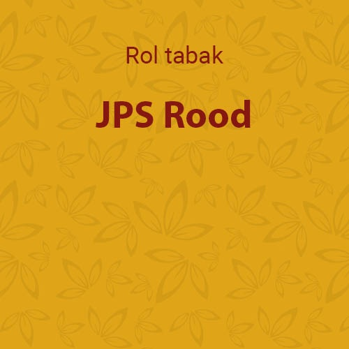 JPS rood 50 gram (10 pakken)