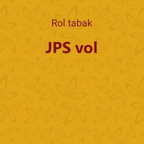 JPS vol 50 gram (10 pakken)