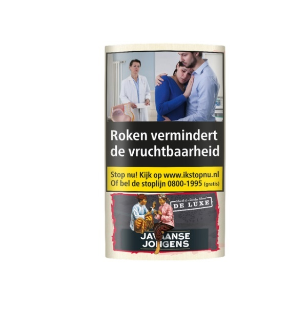 Javaanse Jongens De Luxe 40 gram (6 pakken)