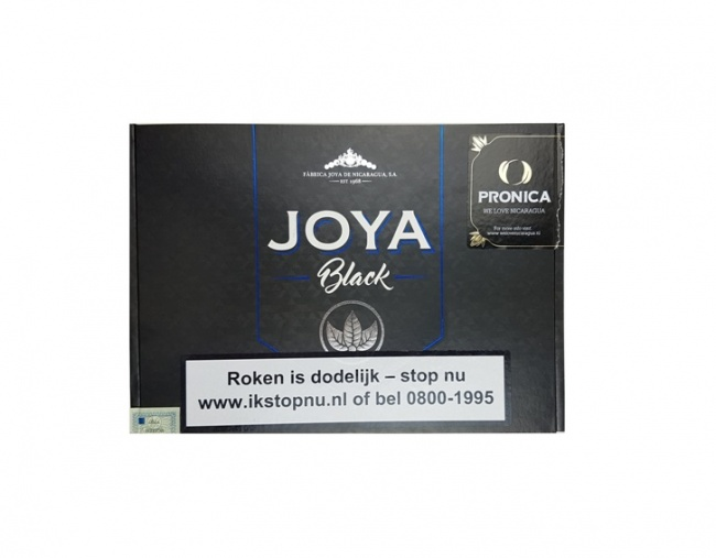 Joya Black Robusto (1X)