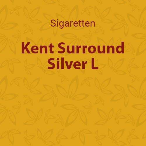 Kent Surround Silver L (10 pakken / 20 sigaretten)