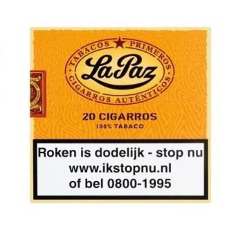 La Paz Wilde Cigarros (20x)