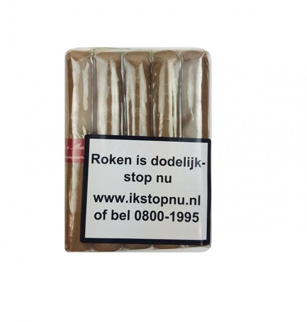 RESERVERING - La Ribera Robusto sigaar