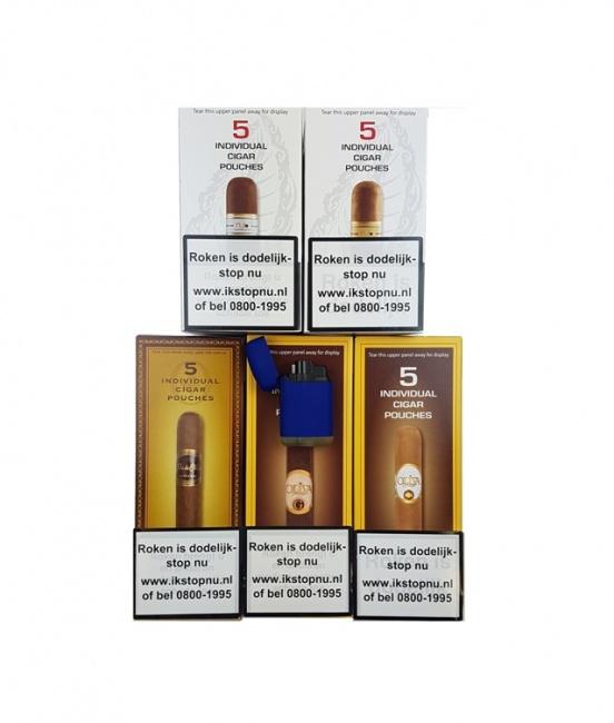 Vakantiepakket Longfiller sigaren