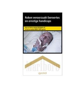 Marlboro Gold (10 pakken / 20 sigaretten)