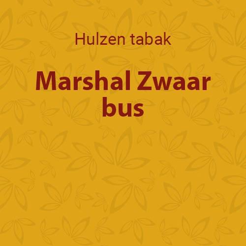 Marshal Zwaar (150 gram)