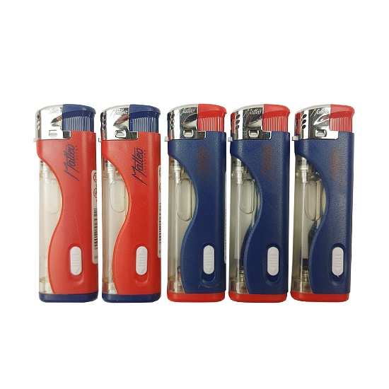 Matteo LED red/blue aanstekers (5 stuks)