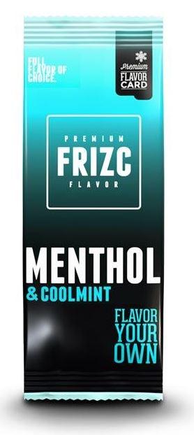 Frizc Menthol en Coolmint (4 kaarten)