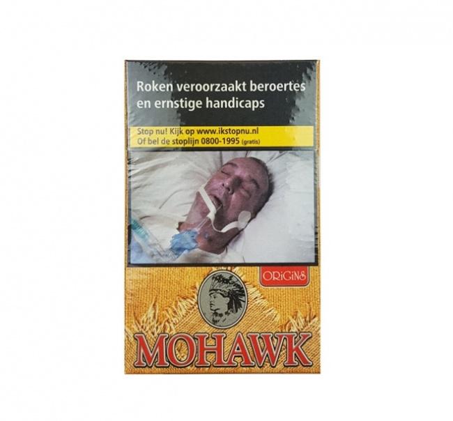 Mohawk Origins Red (10 pakken / 20 sigaretten)