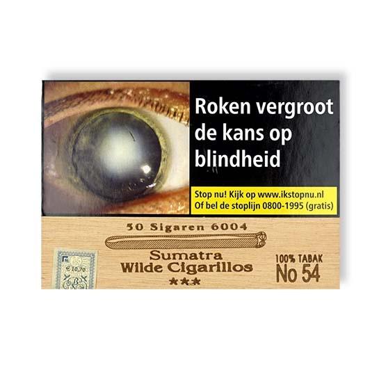 Hoogeboom No. 54 Wilde cigarillos