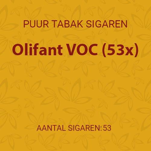 Olifant VOC (53x)