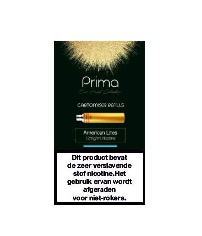 Prima American Lites 12 mg