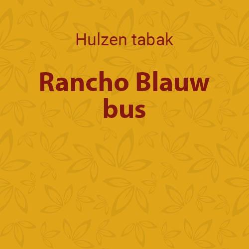 Rancho shag blauw 150 gram (1 pak)