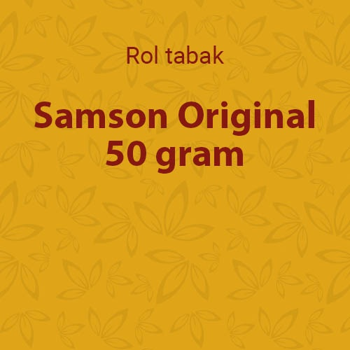 Samson shag 50 gram (10 pakken)