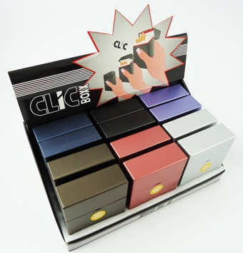 Sigarettendoosje Diverse kleuren (25 sigaretten)