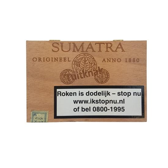 Sumatra Origineel Anno 1880 Tuitknak (50X)