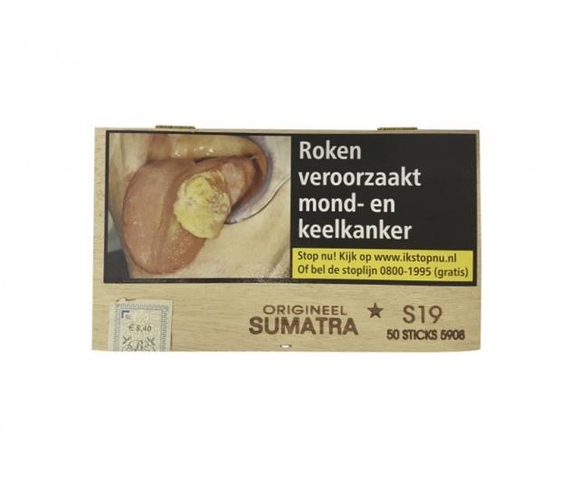 Origineel Sumatra S19