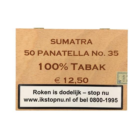 No. 35 Sumatra panatella (50x)
