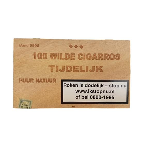 100 Wilde Cigarros TIJDELIJK