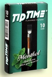 Tip Time Menthol (10 filters)