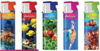 Adamo Turbo zee aanstekers (5 stuks)