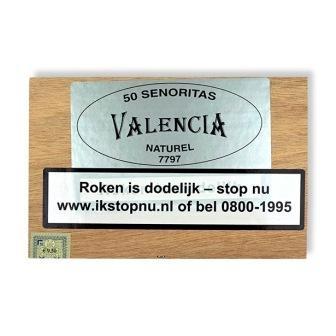 Zilveren Serie Valencia