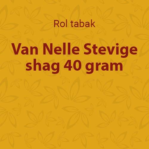 Van Nelle Stevige shag 40 gram (10 pakken)