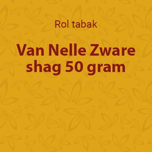 Zware van Nelle shag 50 gram (10 pakken)