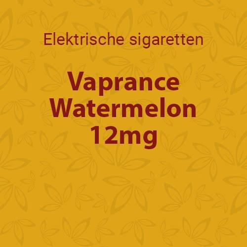 Vaprance Watermelon 12mg - 10 flesjes