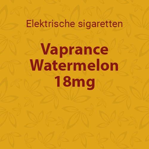 Vaprance Watermelon 18mg - 10 flesjes