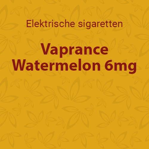 Vaprance Watermelon 6mg - 10 flesjes