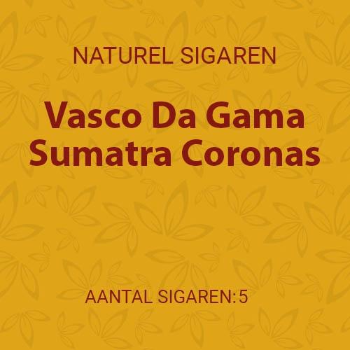 Vasco Da Gama Sumatra Corona's (5x)