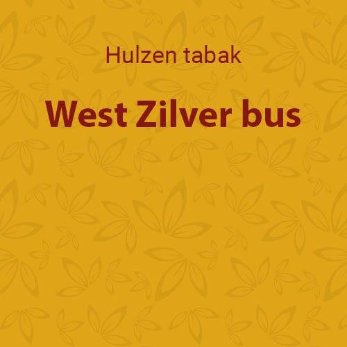 West Zilver bus