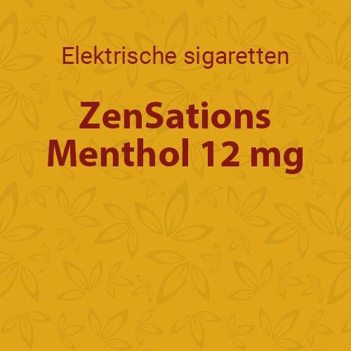 Menthol 12 mg