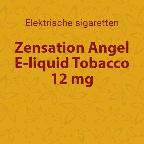 E-liquid Tobacco 12 mg