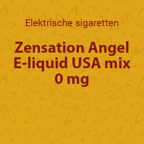 E-liquid USA mix 0 mg