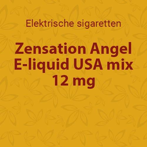 E-liquid USA mix 12 mg