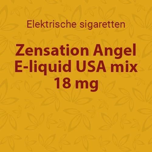 E-liquid USA mix 18 mg