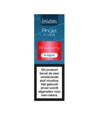 E-liquid Strawberry 6 mg
