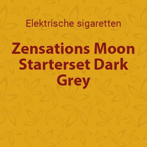 Zensations Moon Starterset Dark Grey
