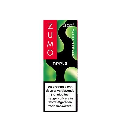 Zumo Apple 3mg