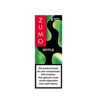 Zumo Apple 6mg