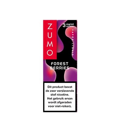 Zumo Forrest Berries 3mg